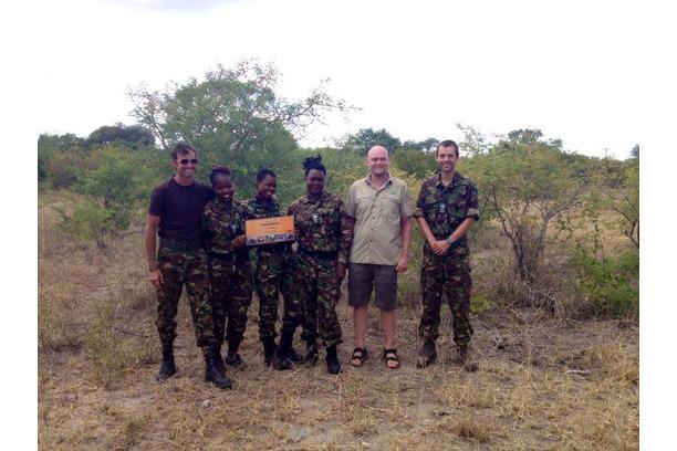 anti-poaching, black mambas, south africa, balule