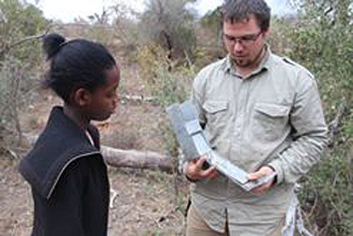 Conservation through education in South Africa.