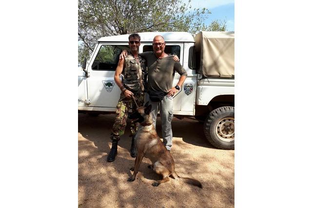 Craig, Sosha, APU, Balule, Conservation, Volunteer