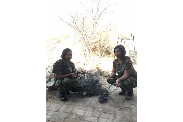 Conservation, black mamba apu, anti poaching, SA