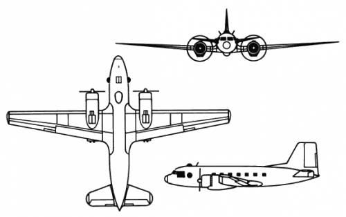 Umriss der IL-14