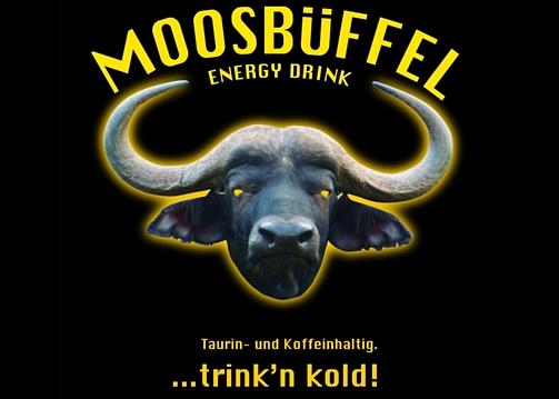 Moosbüffel