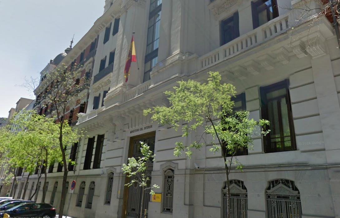 Arquitia obras y arquitectura referencias y clientes - Ministerio del interior madrid ...