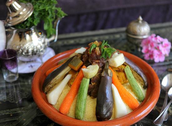 le chef de cuisine ISMAIL MOURID de CASABLANCA