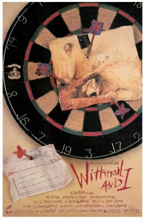 Withnail & I - Limited Edition Poster