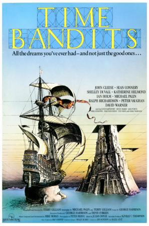 Time Bandits - Limited Edition Poster