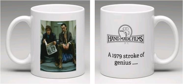 Withnail & I - double image mug