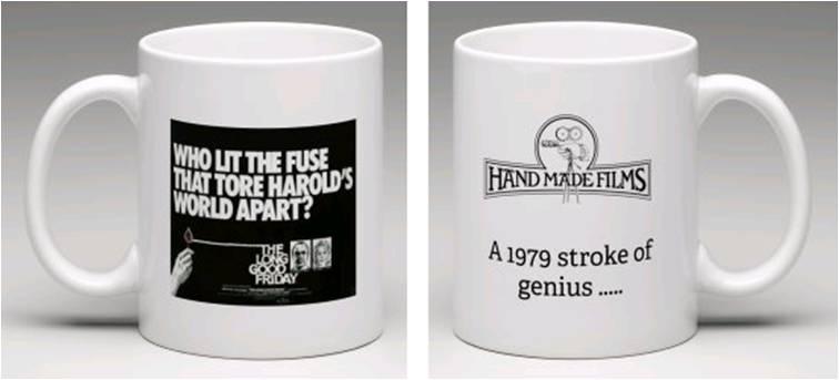 The Long Good Friday - double image mug