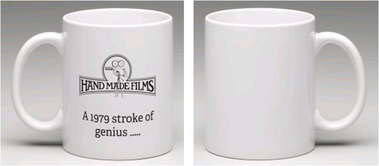 Handmade Films - logo mug