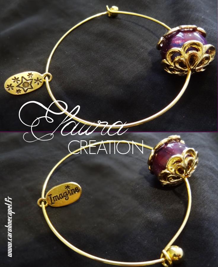 Bracelet doré Adulte