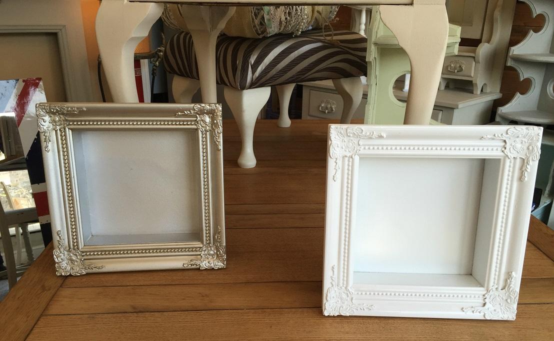 Ornate Deep Boxed Frame