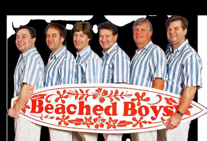 Beach Boys Tribute Saturday 27th October 2018