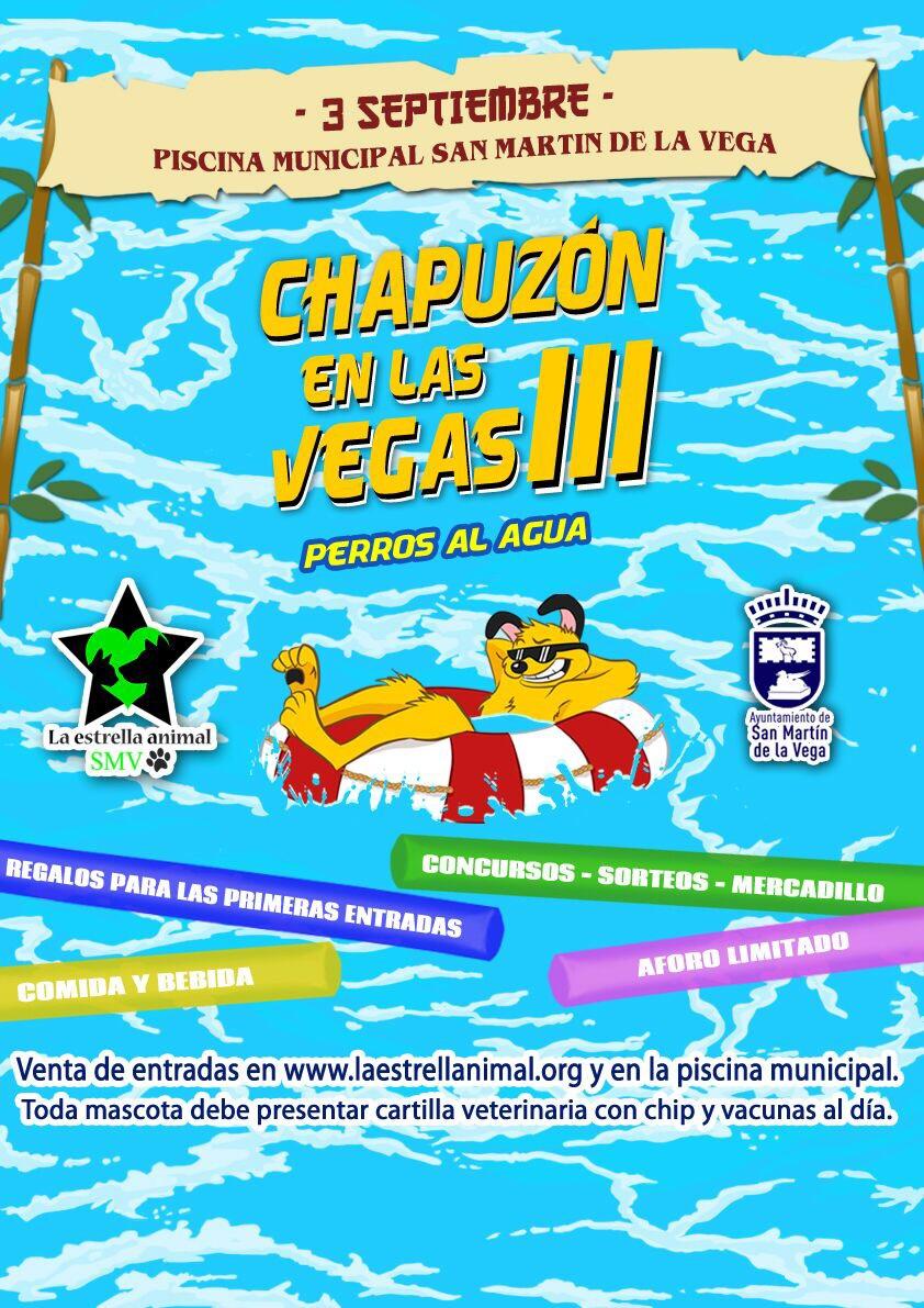 Entradas Chapuzón en las Vegas IV