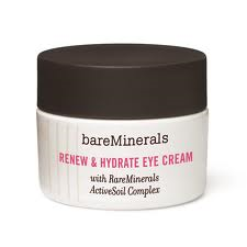 Hydrate & renew eye cream