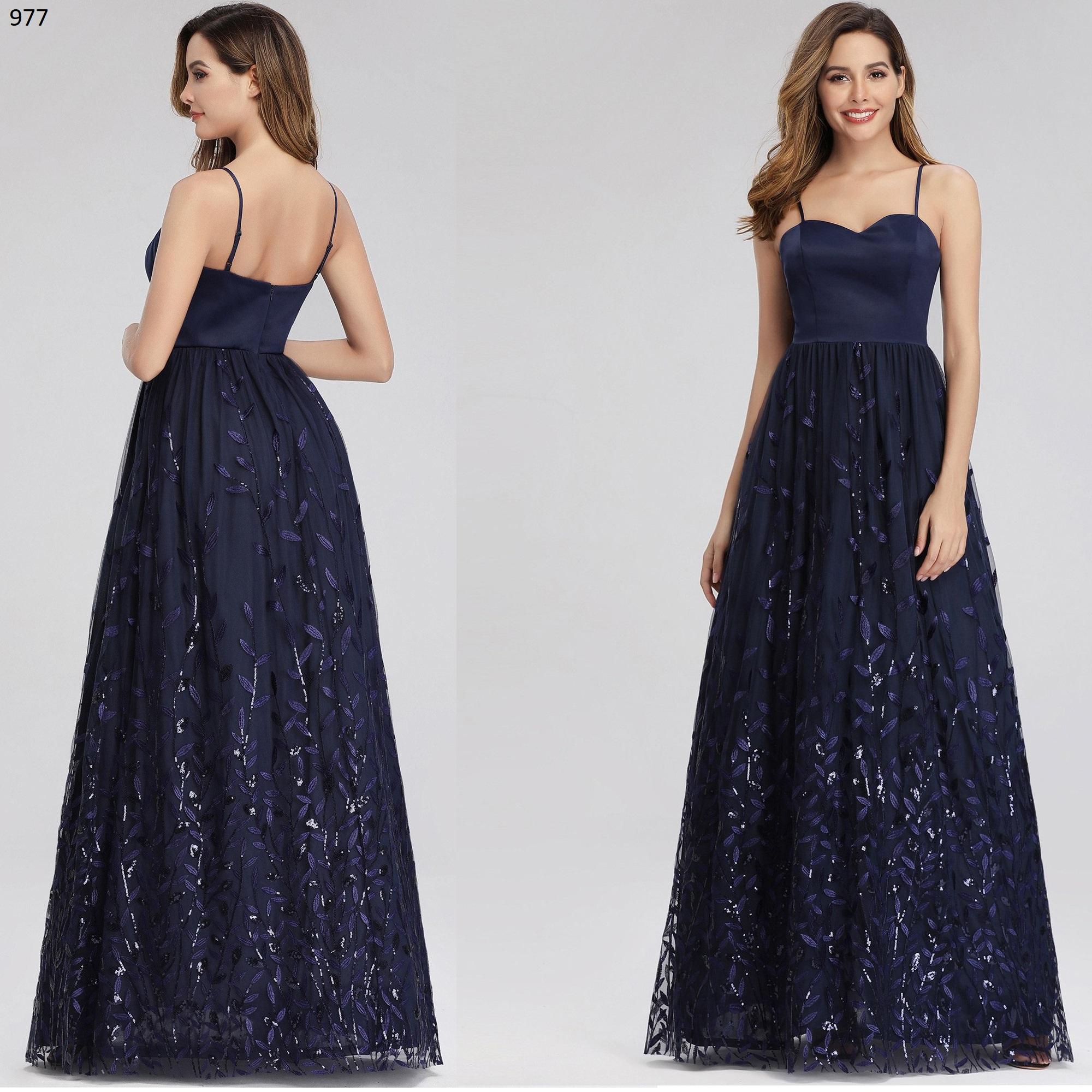 Vestido Largo 977 talla 42