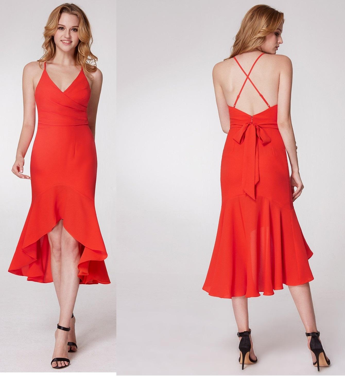 Vestido Corto 5978 talla 42