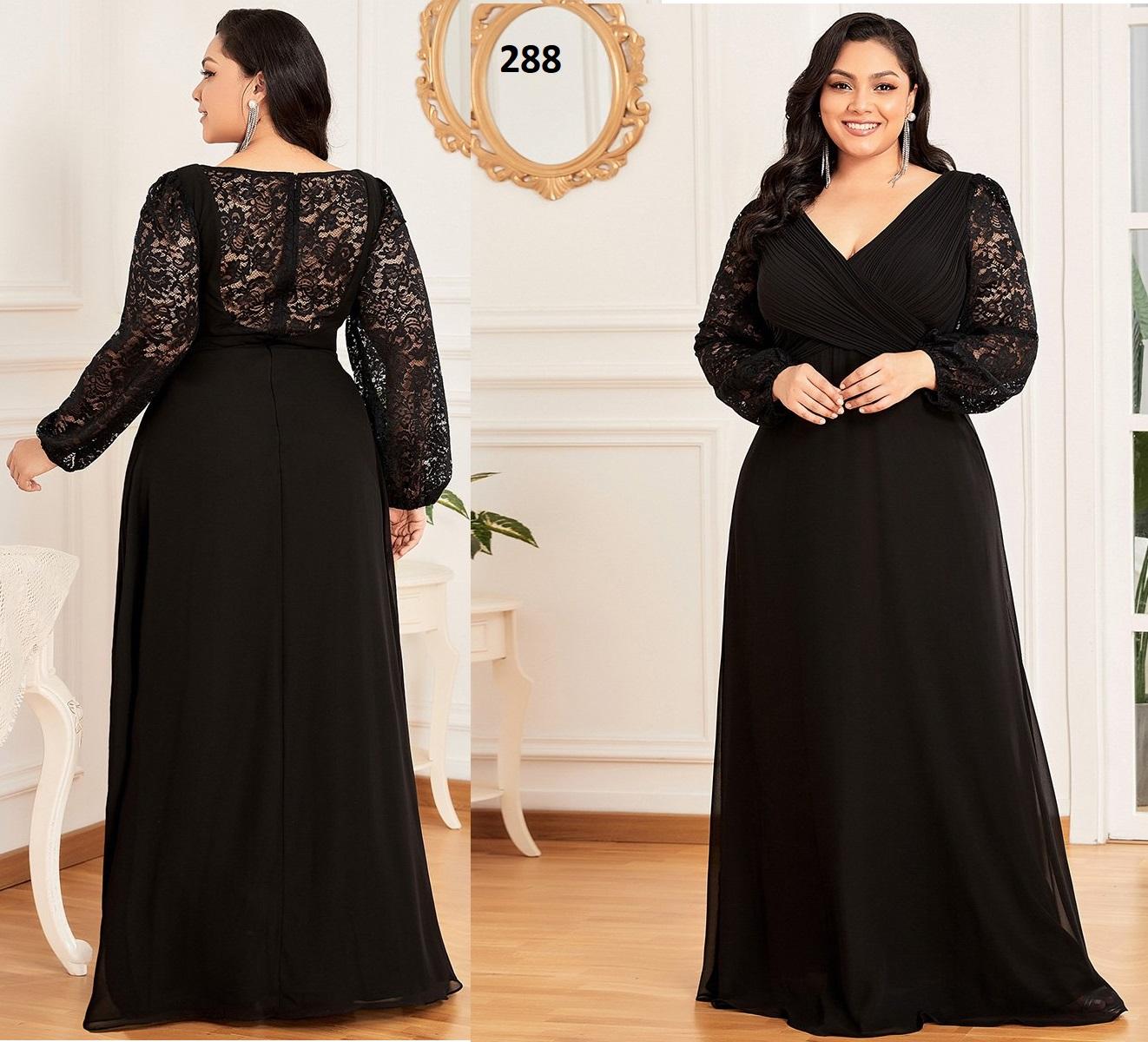 Vestido Largo288 talla 50