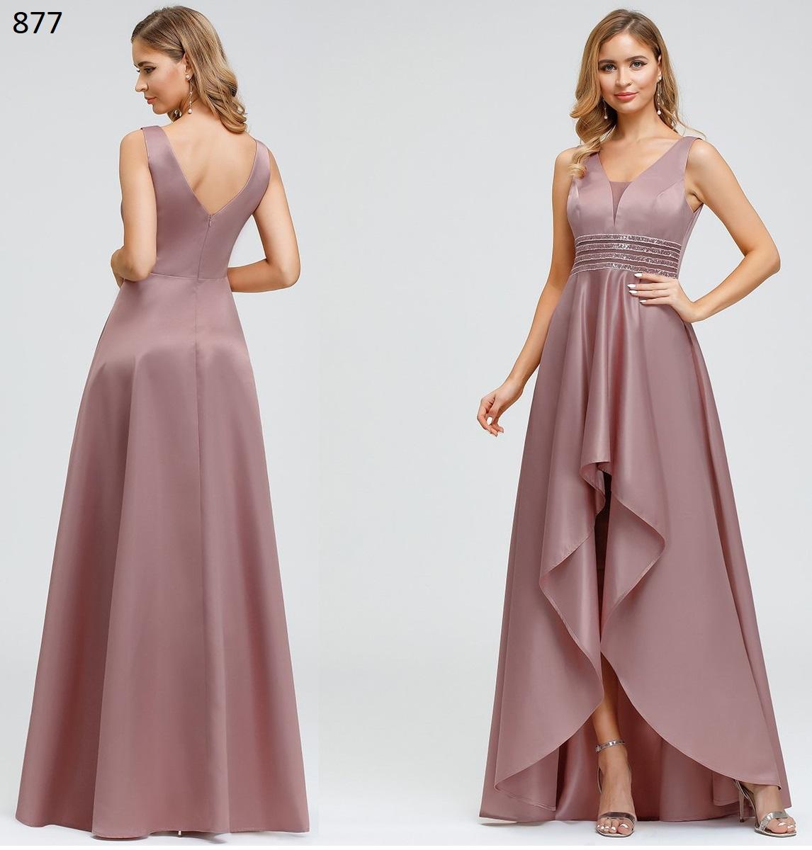 Vestido Largo 877 talla 38