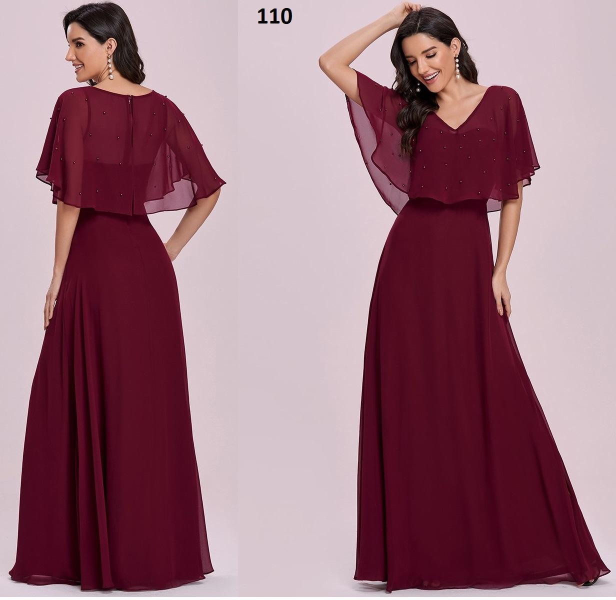 Vestido Largo 110 talla 38