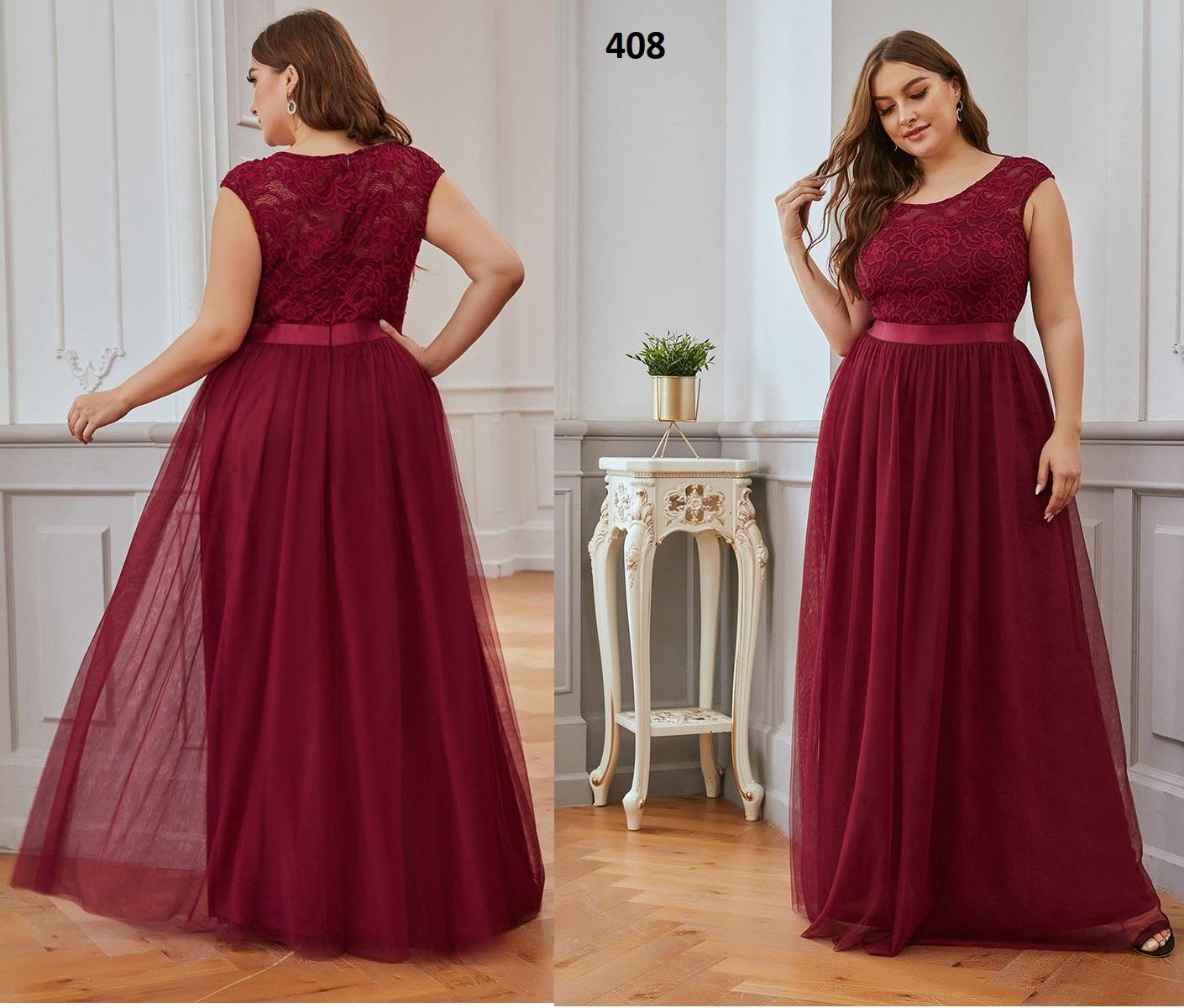 Vestido Largo 408 talla 48