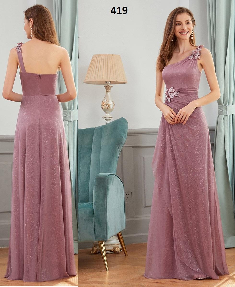 Vestido Largo 419 talla 48
