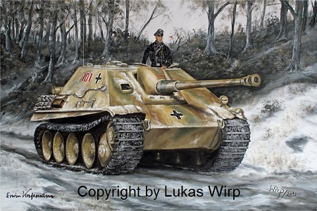 Jagdpanther V Major Kressmann