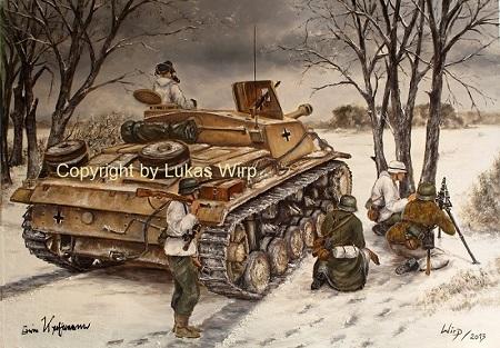 Sturmgeschütz III an der Ostfront