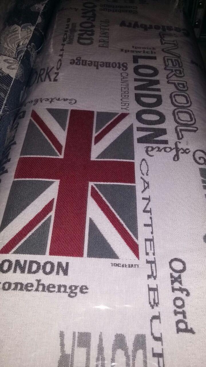 TESSUTO LONDON ORIGINALE 70%COT30%POL.