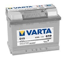 Batería VARTA 63 Ah. D15