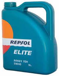 Aceite Repsol 5w40 50501