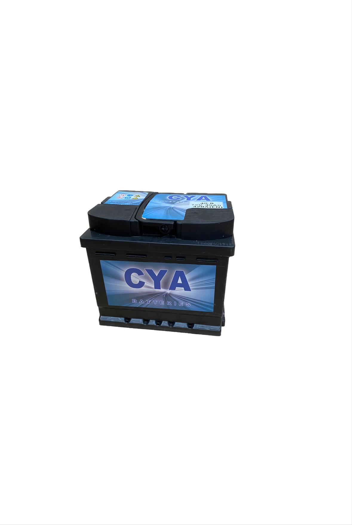 Bateria CYA 35 Ah. Japonesa