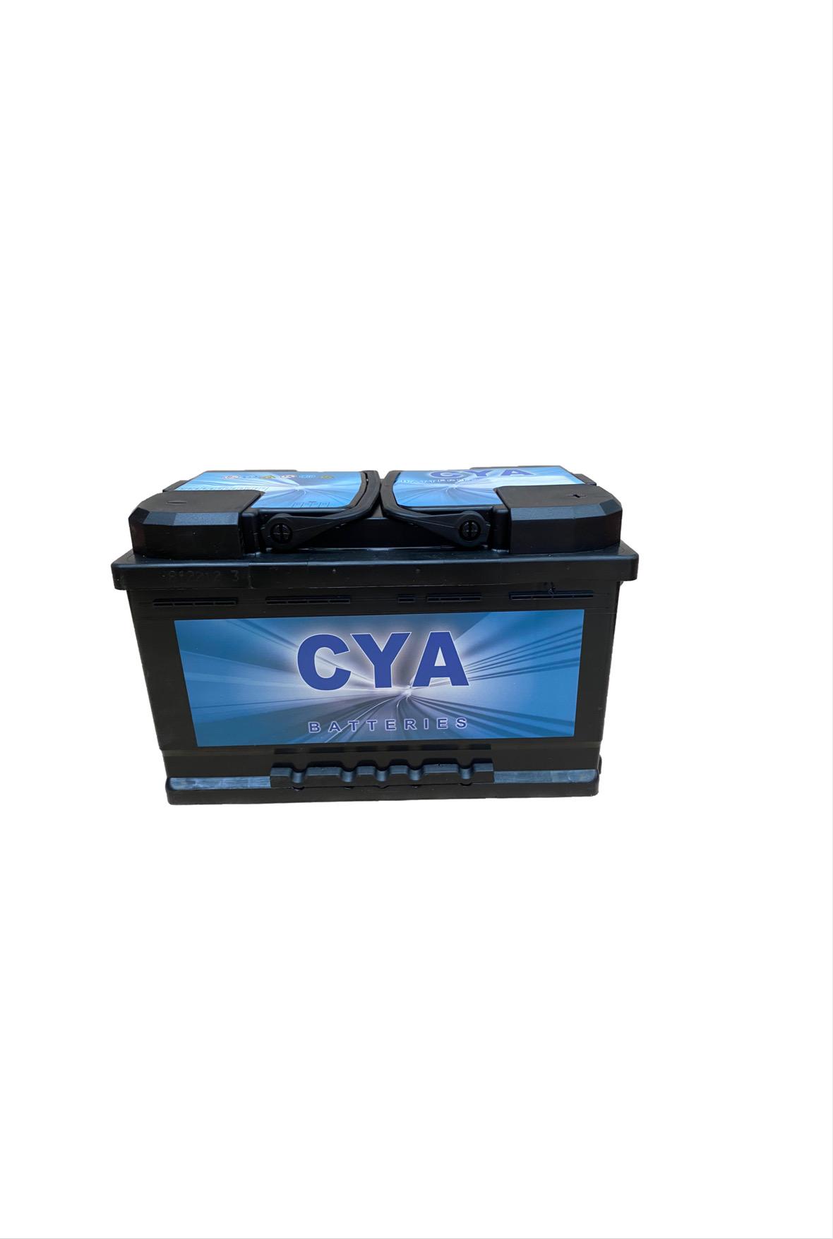 Bateria CYA 74 Ah.