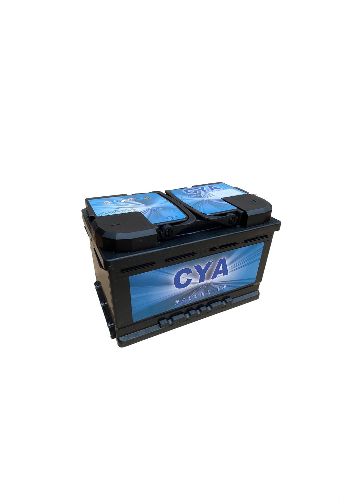 Bateria CYA 115Ah.