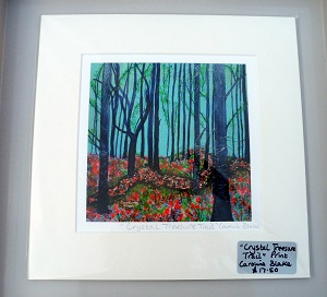 Print Crystal Treesure Trail