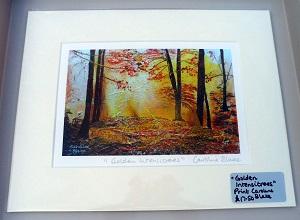 Print Golden Intensitrees