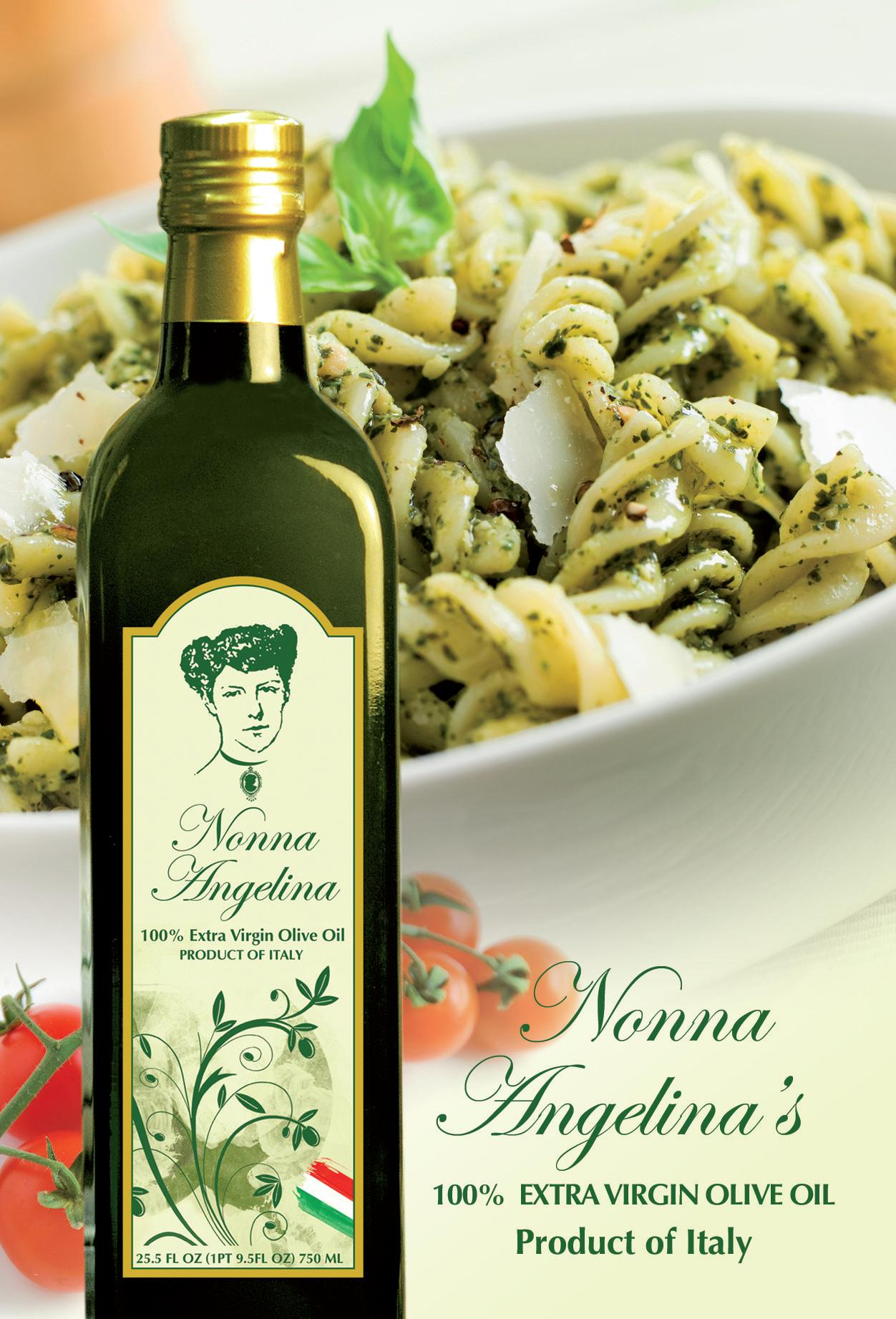 Nonna Angelina Extra Virgin Olive Oil