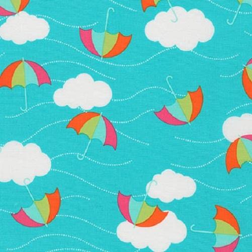 Robert Kaufman Whatever The Weather Umbrellas