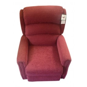 M-BRAND WILMSLOW DUAL MOTOR RISE FABRIC RECLINER