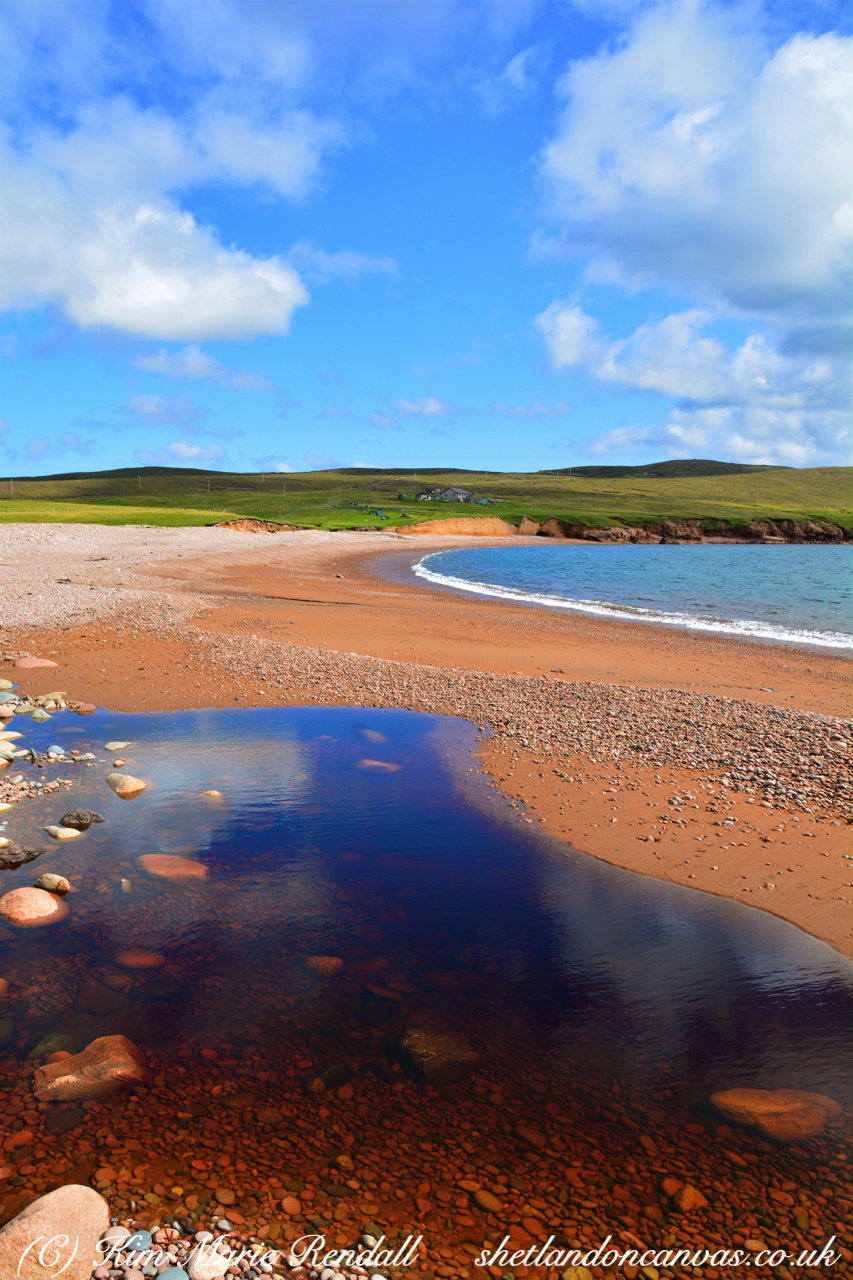 Summer's Day at Braewick Beach, Eshaness (5)