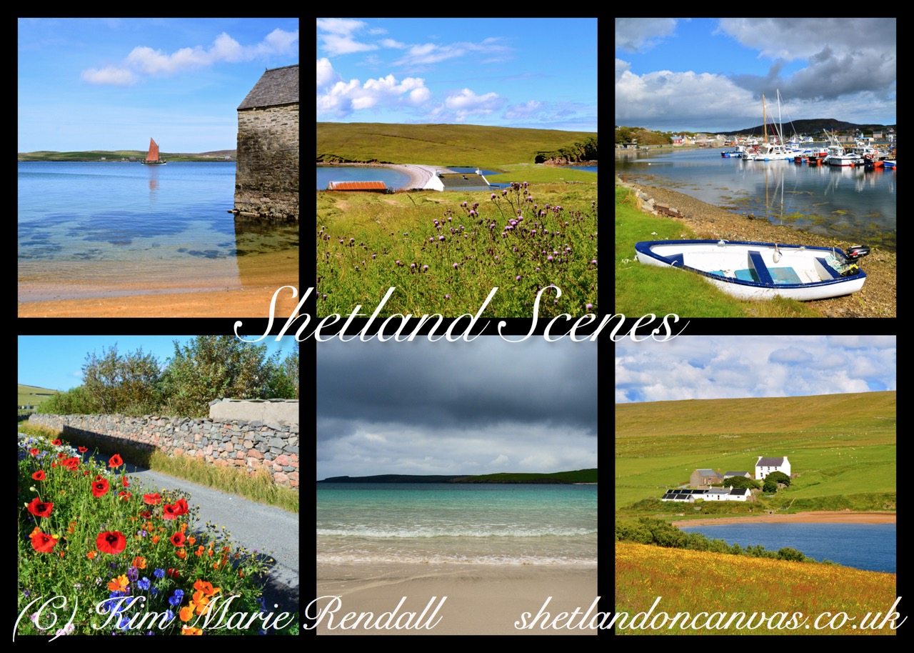 Ravensburger Jigsaw - 1000 piece - Shetland Scenes 1