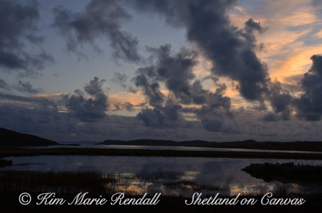 Cloud Swirls and Reflections, Urafirth