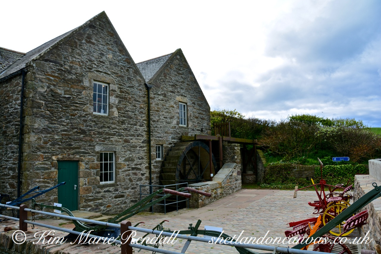Quendale Water Mill