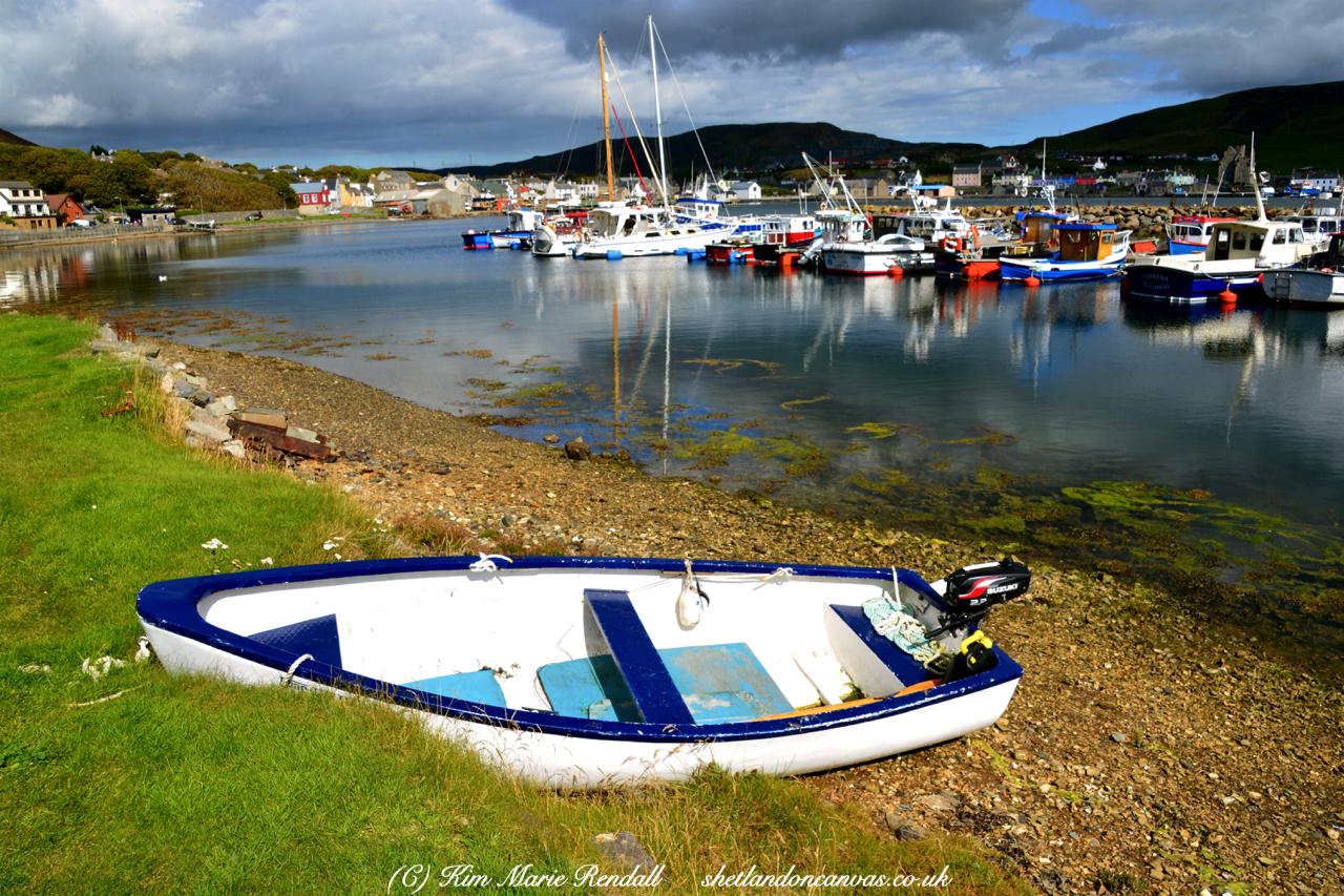 Peerie Boat at Port Arthur, Scalloway (3)