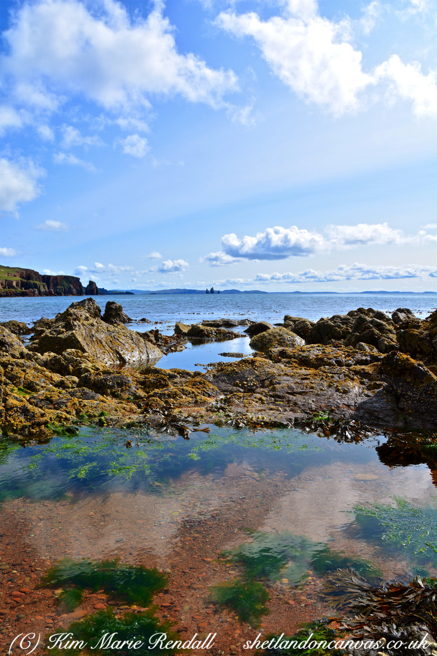 Summer's Day at Braewick Beach, Eshaness (6)