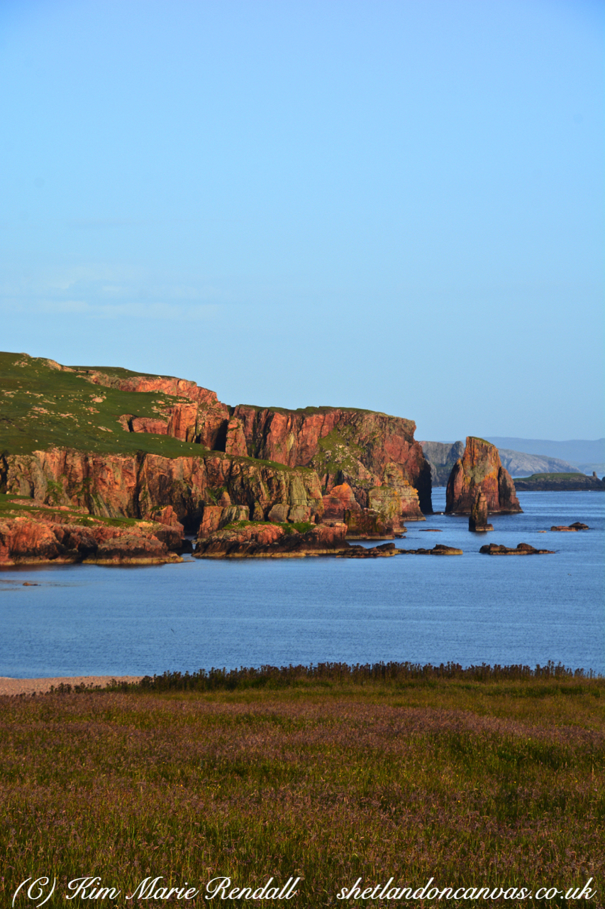 Red Cliffs o' Da Neap, Eshaness (1)