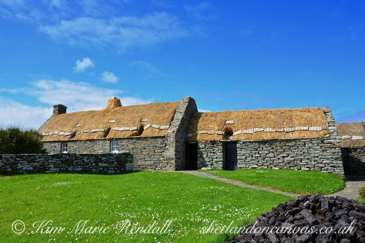 Shetland Croft House Museum, Dunrossness