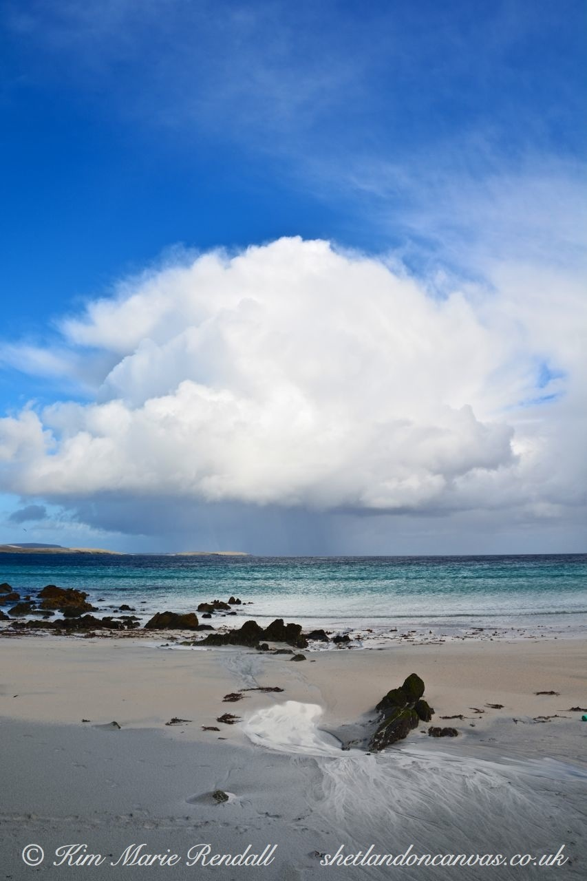 Dramatic Cloud at Easting, Unst (1)