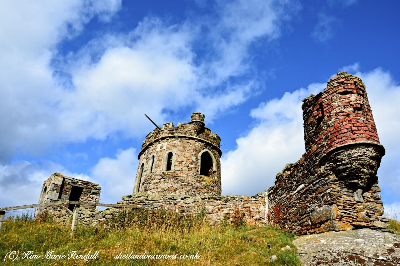 Brough Lodge Tower, Fetlar