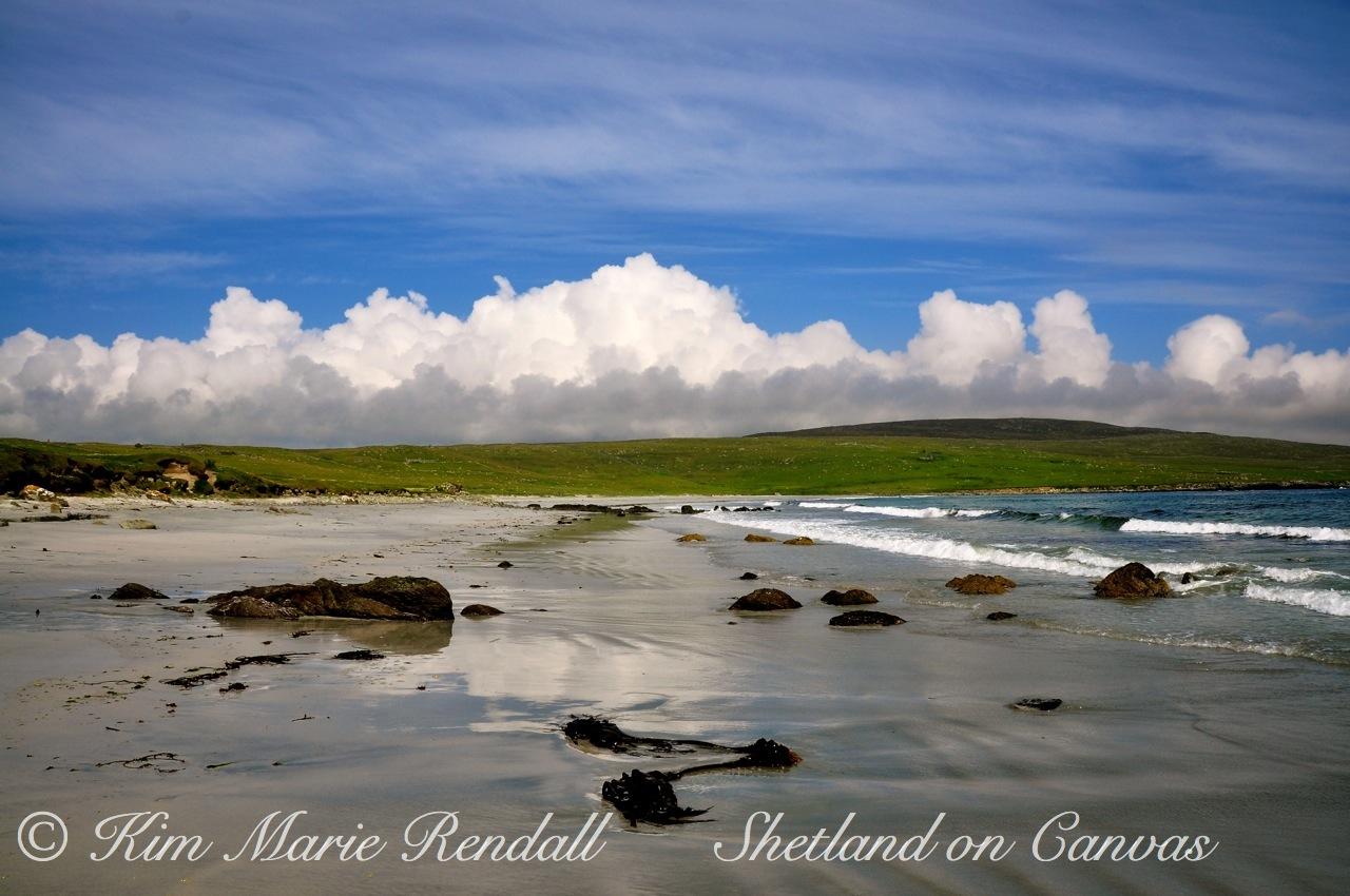 Sandwick Beach, Unst