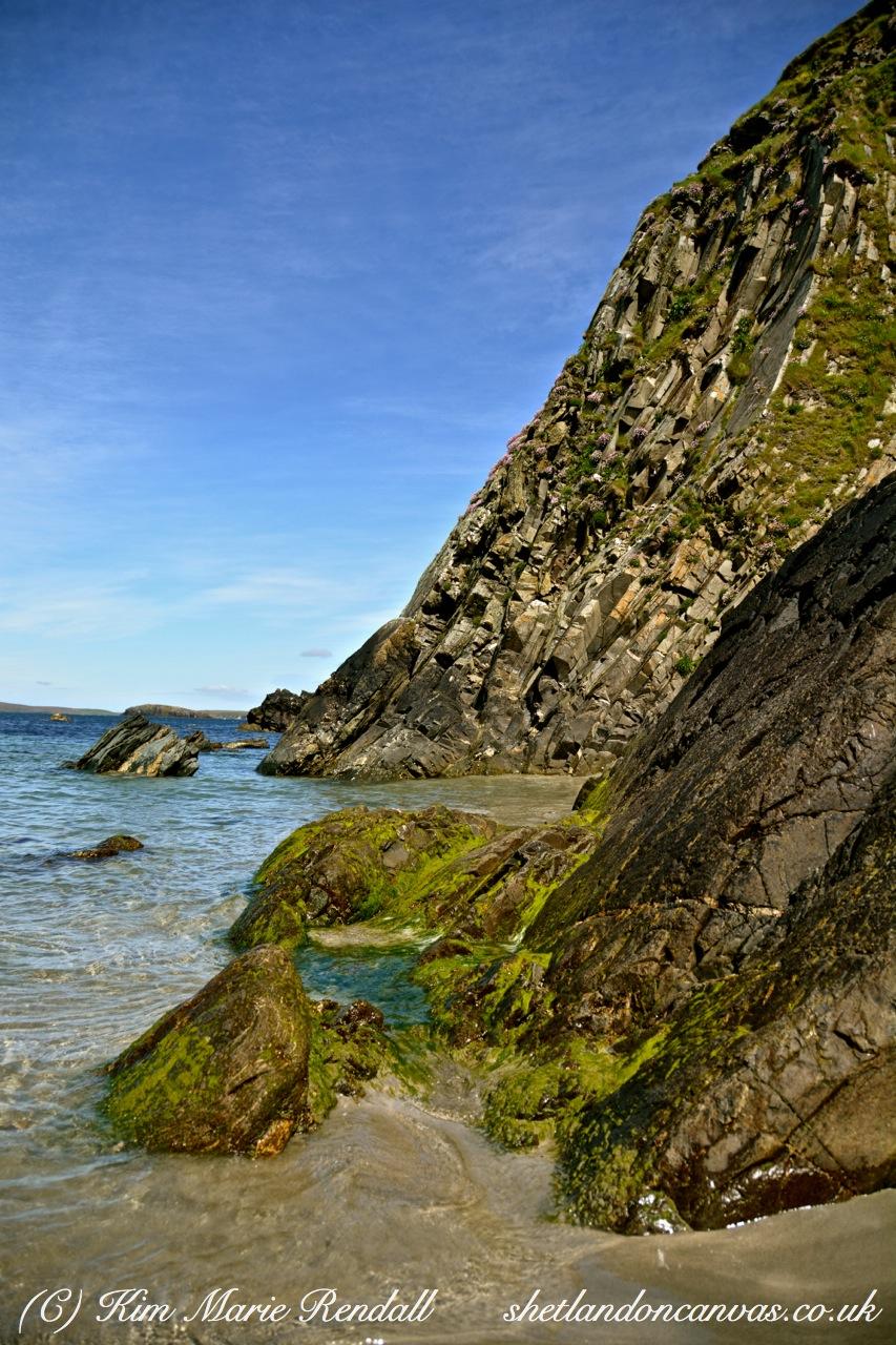 Maywick Cliffs